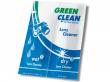 Green Clean zestaw optyki - ściereczka mokra i sucha 10 szt.